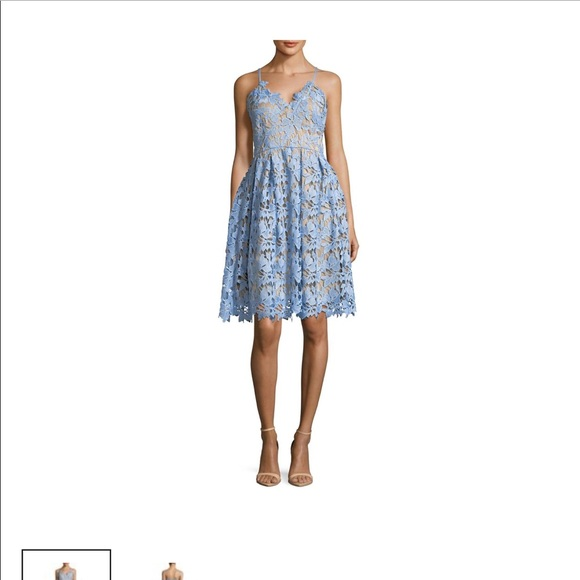 Pretty Lace Dress From Lord And Taylor Design Lab Nwt